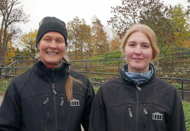 Dotter i mammas fotspår. Ulrika Riesterer blev proffstränare 2009 och hennes dotter Ida är kusk och jobbar hos travtränaren Jörgen Westholm. En dag tar hon över Ådö tillsammans med sin bror Jonathan.