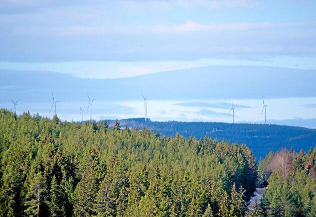 Förutom 1,4 miljoner hektar skogsmark köper Stora Enso också Bergviks tre plantskolor samt tre vindkraftsprojekt.