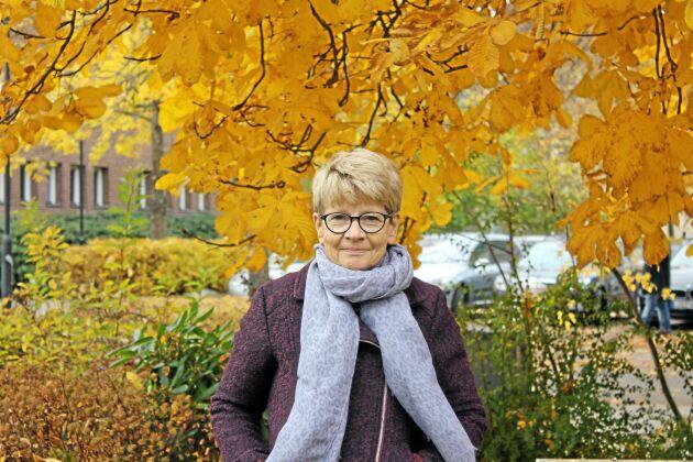 Monika Stridsman, ordförande i KSLA:s skogsavdelning.