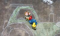 Reglerna: Då får barn köra traktor på gården