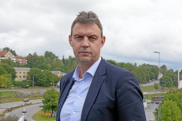 Ulf Larsson är vd för SCA.