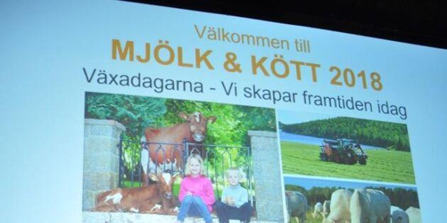 Så mycket mer får Norrlands mjölkbönder