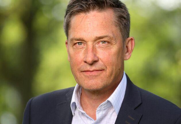 Ulf Wallin, presschef på LRF.