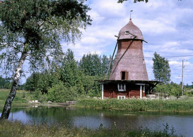 Kvarnen i Kånsta by blir Ernsts sommarprojekt 2018.
