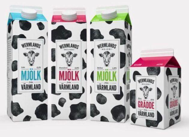 Lite drygt 6,4 miljoner förpackningar mjölk och grädde har lämnat mejeriet i Värmlands Nysäter under dess första år.