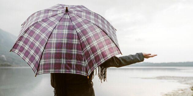 Forskarna har svaret: Därför kan du lukta dig till regn
