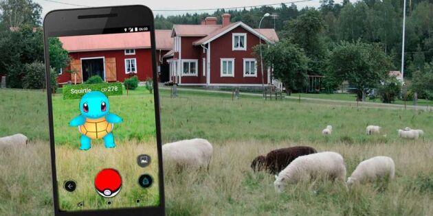 Rädda din hälsa – med Pokémon Go