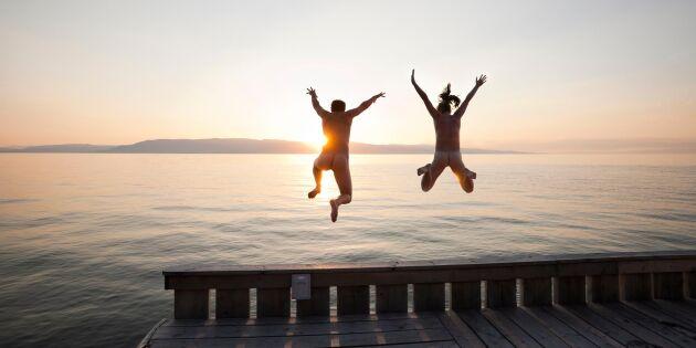 LISTA: Här är Sveriges 10 bästa nakenbad