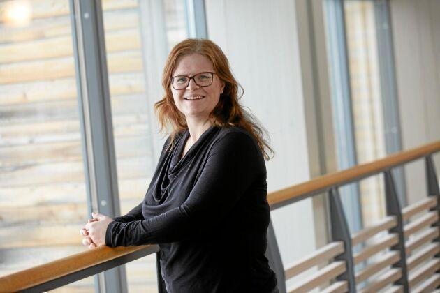 Anna Stjernström är historiker och själv skogsägare. Hon skriver krönikor i Land Skogsbruk med jämna mellanrum.