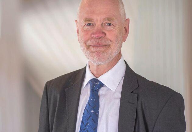 Björn Lyngfelt, kommunikationsdirektör, SCA.