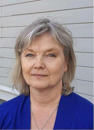 Maria Högvall Nordin.
