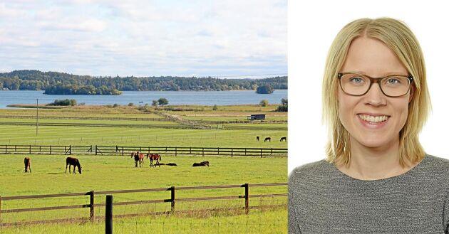 Regeringen måste sätta ner foten så att inte den ekologiska statusen i sjöar och vattendrag blir orimligt dyr för kommuner och lantbrukare, skriver Kristina Yngwe.