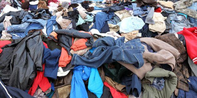 Genombrott möjliggör återvinning av textil i stor skala