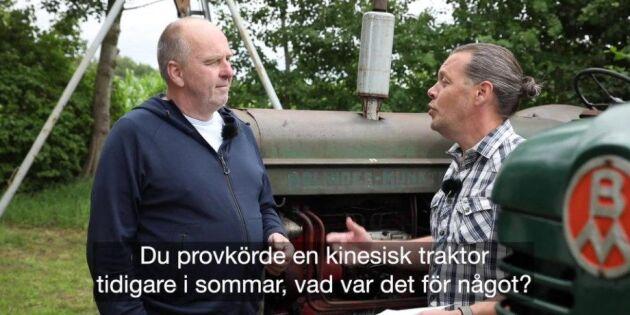 ATL TV: Fullt fokus på traktorer