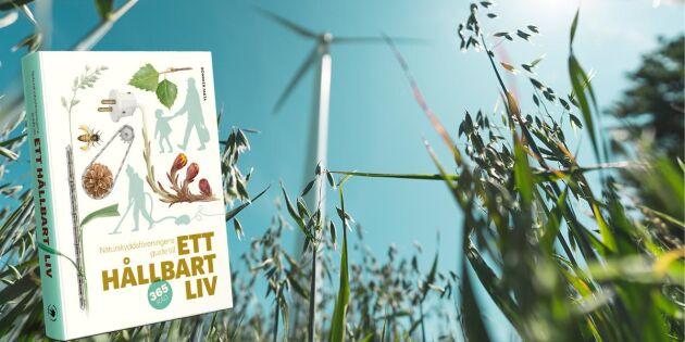 Julklappstips: 5 svenska böcker om hållbarhet som inspirerar