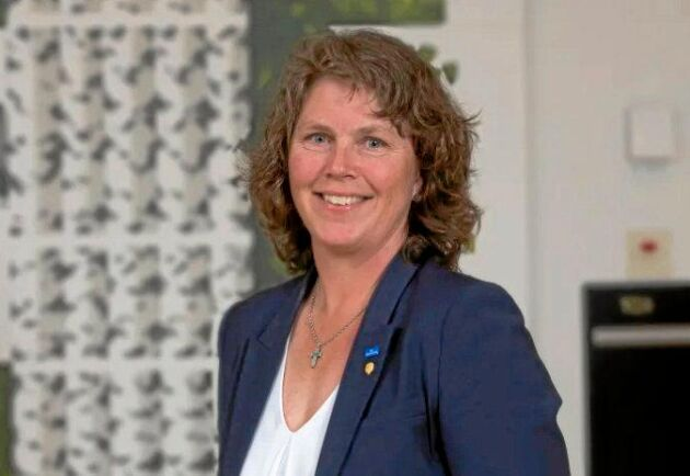 Ulla Bergström, styrelseordförande Norrmejerier.