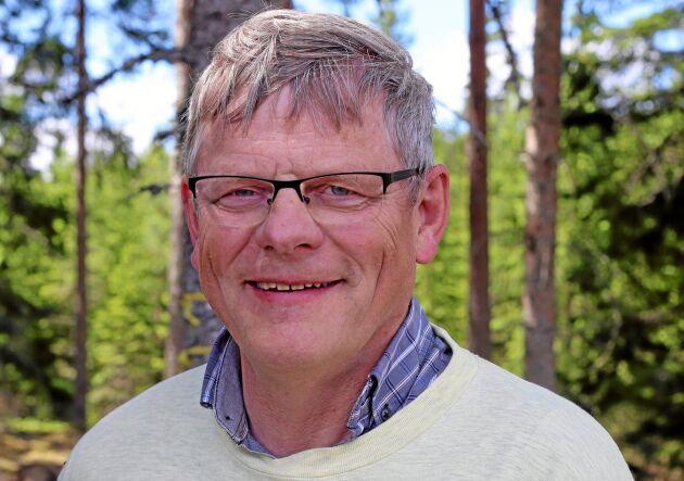 Göran Örlander är skogsstrateg på Södra.