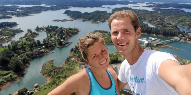 Jakob och Hanna ska flytta – vill ha hjälp att hitta bästa platsen i Sverige!
