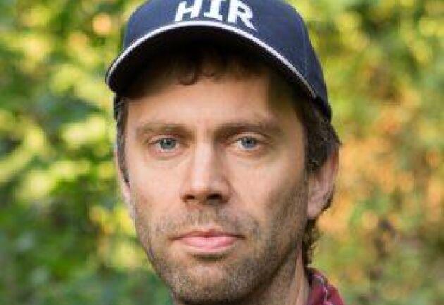 Paul Leteus, rådgivare på Hushållningssällskapet i Skåne.