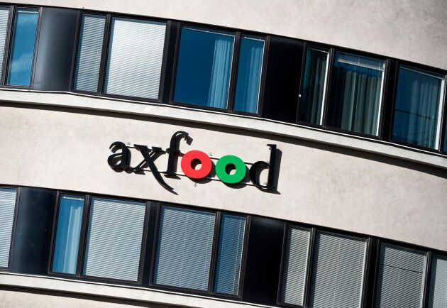 Axfood äger märket Garant som bland annat säljs på Willys och Hemköp. Arkivbild.