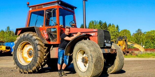 """""""Maskinerna med Volvomotor är järnhästar"""""""