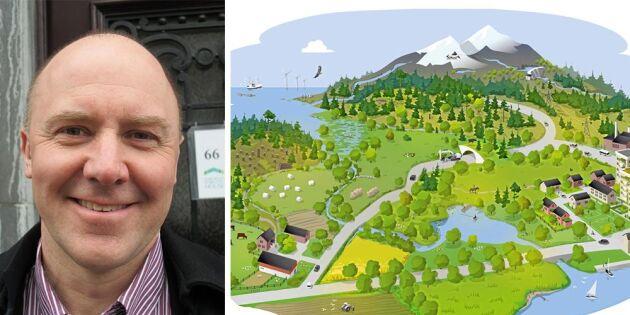 Planer om grön infrastruktur oroar LRF