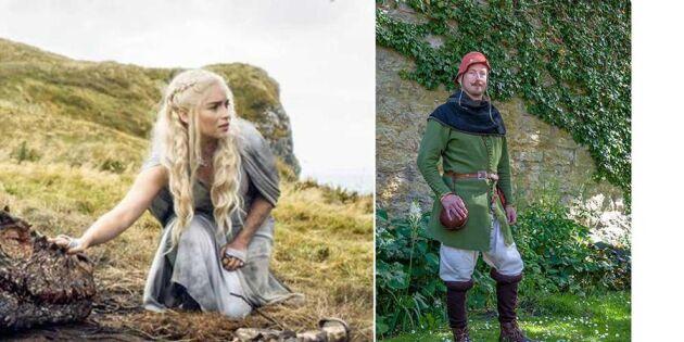 Game of Thrones till Gotland? Då jublar Medeltidsveckan