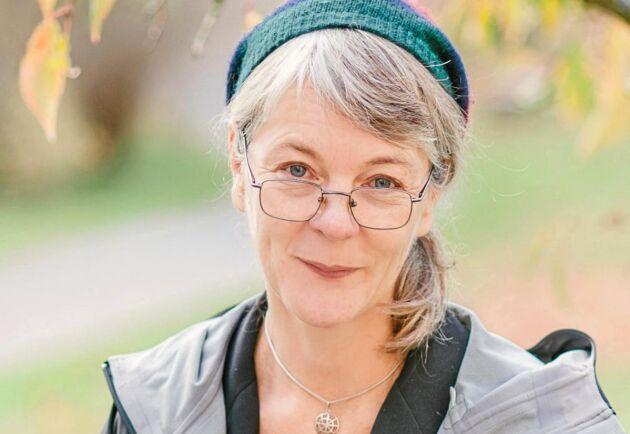 Anna Richert, ansvarig för matfrågor på WWF.