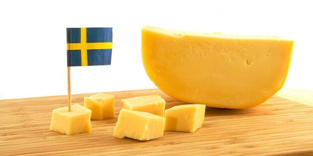 Stora framgångar för Sverige i världsmästerskapen i ost
