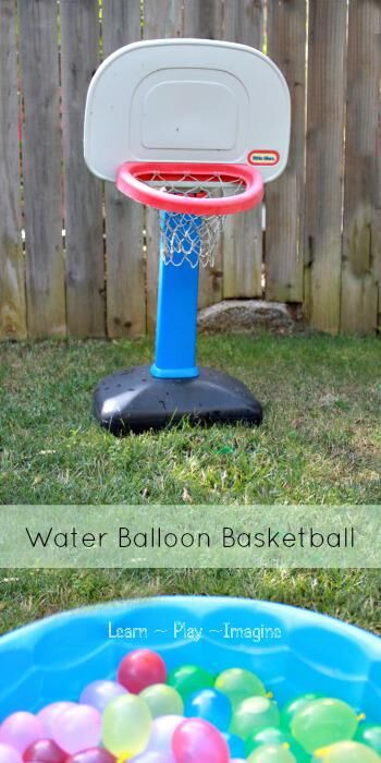 Play Dates {Water Balloons} (1)