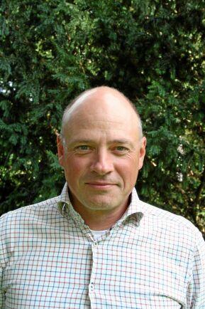 Rikard Andersson, odlingsrådgivare på Jordbruksverkets växtskyddscentral i Alnarp.