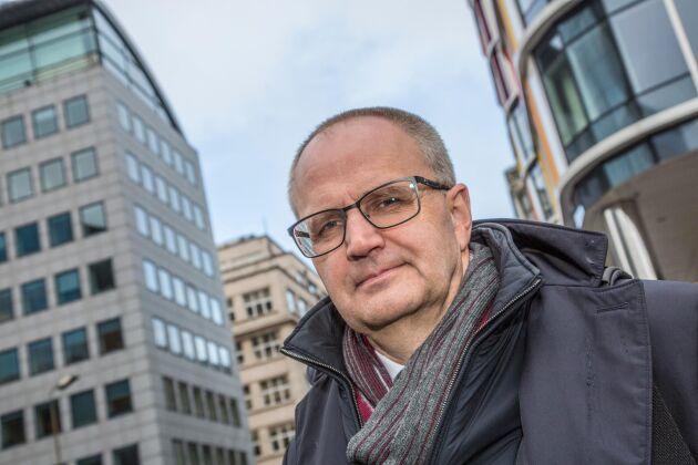 Palle Borgström, förbundsordförande för LRF.