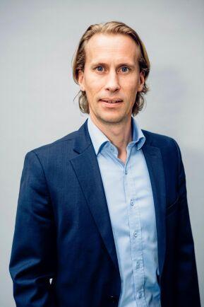 Thomas Angervall, enhetschef vid Rise.