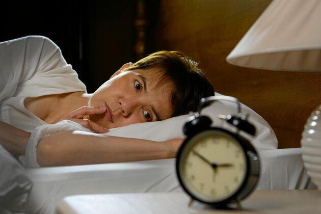 Timmarna går och du ligger där och kan inte somna. Då är det lätt att gripas av panik.