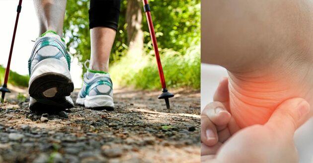 Dina fötter förtjänar kärlek och omsorg. Tar du hand om dem på rätt sätt kan du förebygga vanliga besvär som smärtsam hälsporre.