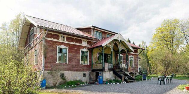 Huset där tiden stått stilla – Balundstorp