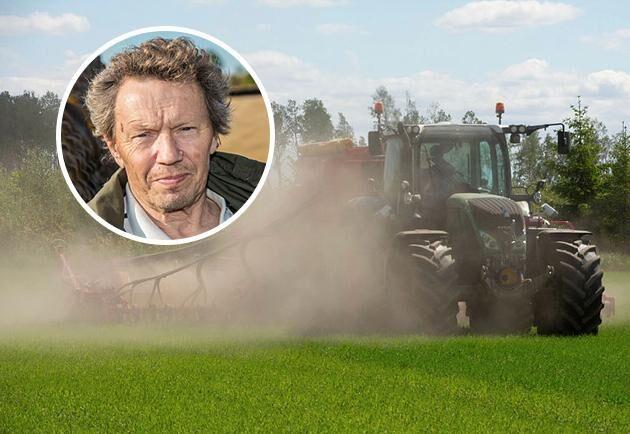 Björn Folkesson, spannmålsexpert och krönikör för Land Lantbruk.