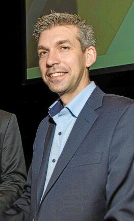 Per Ullberg, vd för Varaslättens Lagerhus.