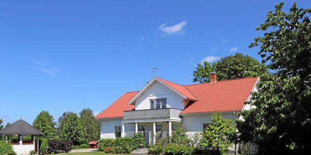 Attraktiv gård på Lundaslätten till salu