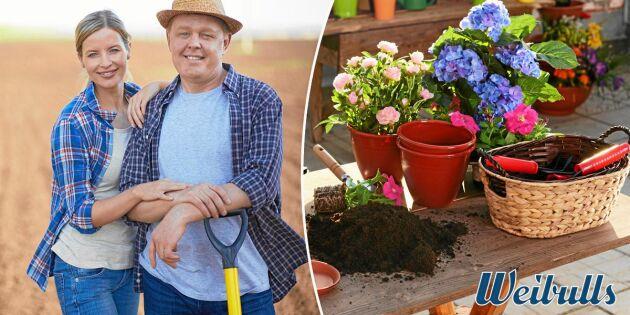 Tävling: Var med och utse årets Trädgårdshjältar