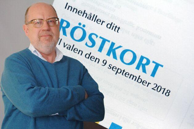 Knut Persson, ledarskribent i Land Skogsbruk.