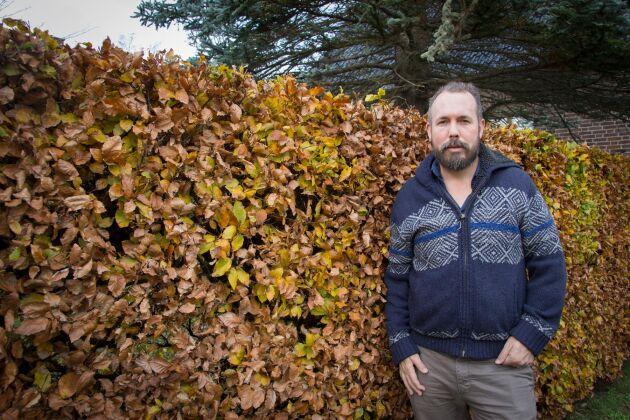 Dan Metcalfe vid Lunds universitet ingår i forskargruppen som gjort den aktuella studien.