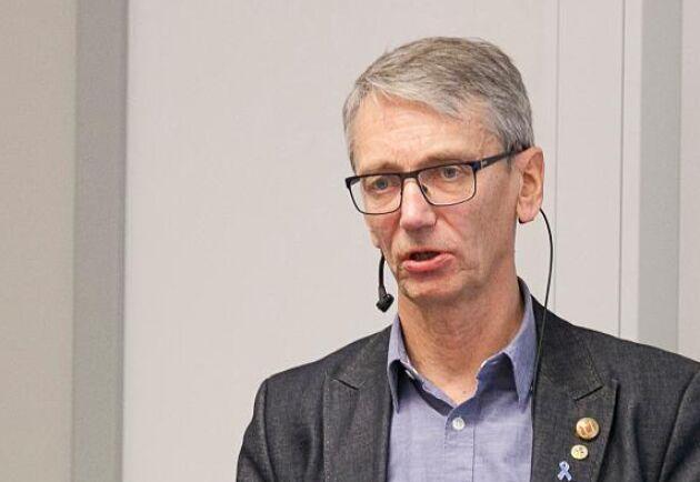 Peter Lundqvist, professor i arbetsvetenskap vid SLU i Alnarp.