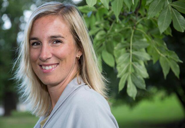 Linda Grimstedt leder ATL:s live tv-sändning på onsdagen.