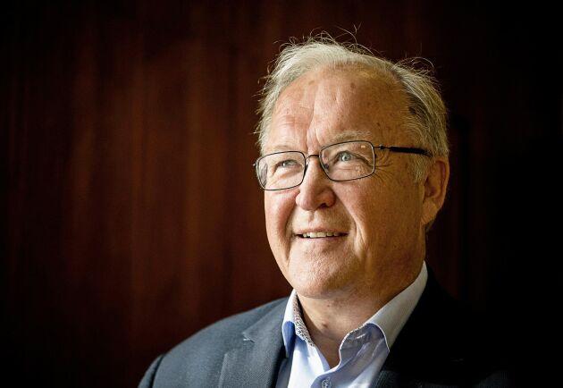 Göran Persson, arkivbild från 2018.