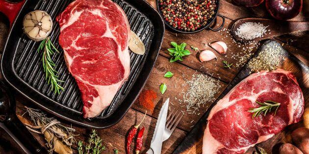 Ny forskning: Ost och rött kött är bra för hjärtat
