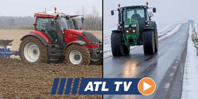 ATL TV: Spar diesel vid plöjning och kallstart