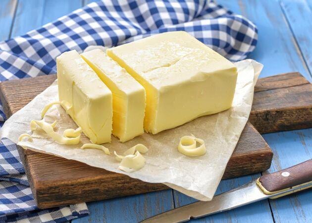 Motverka matsvinnet – frys in smöret!