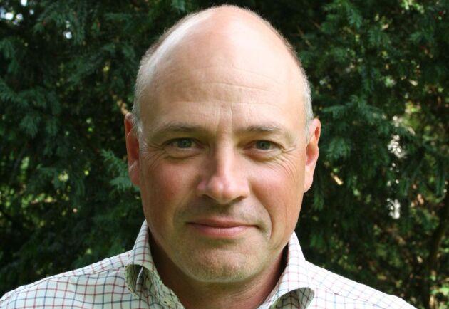 Rikard Andersson, ogräsrådgivare på Jordbruksverket.
