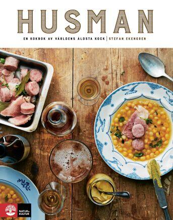 Stefan Ekengren har skrivit boken Husman.
